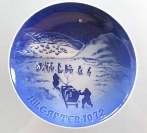 Bing Grondahl Christmas Plate Price List