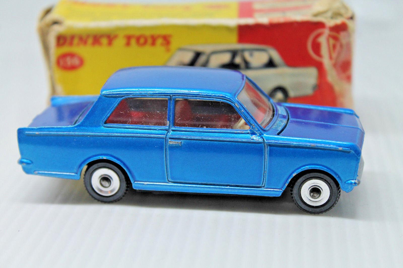 DINKY TOYS 136  VAUXHALL VIVA  1 43  OVP  1967