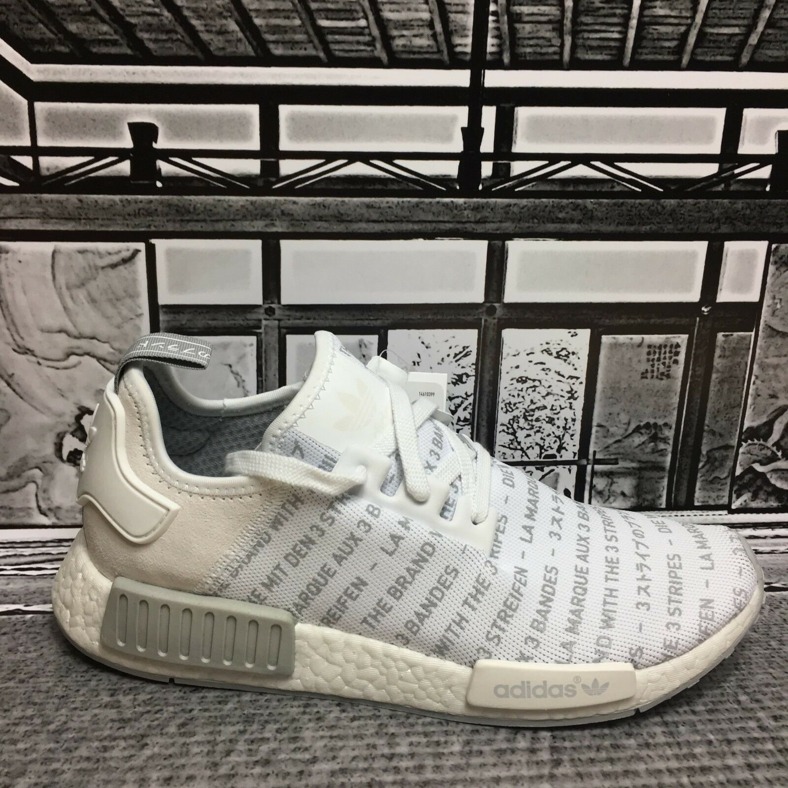 adidas NMD_R1 Weißout F 39 1 3