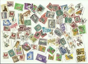 South-Africa-postage-stamps-x-80-mainly-off-paper-used-Batch-1