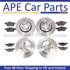 Mini-One-R50-01-06-Cooper-S-1-6-Front-amp-Rear-Brake-Discs-and-Pads-NEW-OEM-Type