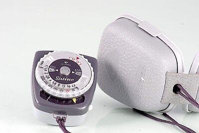 Foto & Camcorder Photometer Gossen Sistino Light Meter Selen Ausgezeichnet Made In Germany Ein BrüLlender Handel