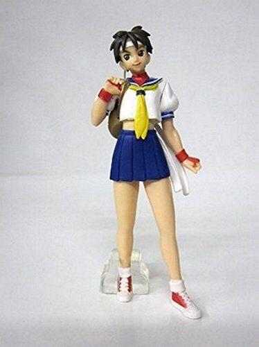 Capcom Gals Collection Part 2 HGIF Gashapon Figure Sakura