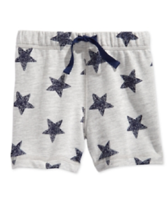 First Impressions Baby Boys/' Star Knit Shorts Retail $13.00