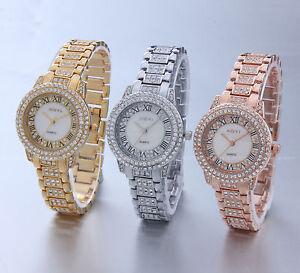 AOYI-Womens-Bracelet-Crystal-Diamond-Case-Roma-Analog-Quartz-Wrist-Watch-Luxury
