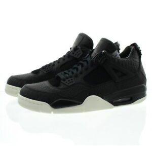 77e0a2eb538a17 Nike 819139 Mens Air Jordan 4 Retro Premium Pinnacle Mid Top Shoes ...