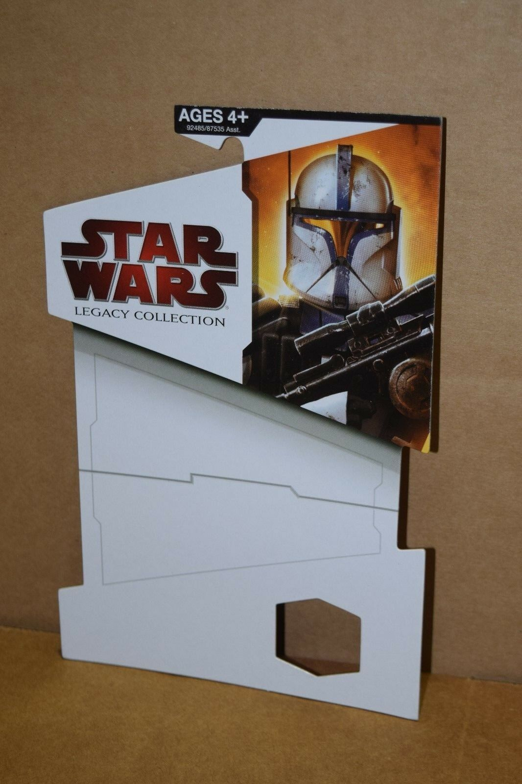 Arc Trooper - - - Star Wars Legacy Collection  BD26 -2009 prototype proof card a12fa1