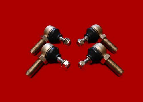 4 American Star 3//4 Inch ATV Racing Ball Joints for Yamaha YFZ450 4