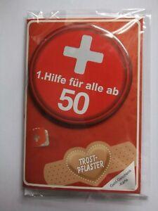 Details zu 1. HILFE-GELDGESCHENK-KARTE \