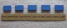 25 pcs BC Components 1uF 250V 10% radial polyester capacitors