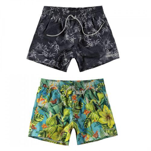 BRUNOTTI Badeshorts Boardshorts Shorts Badehose Strandshorts Herren FARBWAHL !