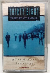 Rock-amp-Roll-Strategy-38-Special-Cassette-Tape-Chrome-CS-5218