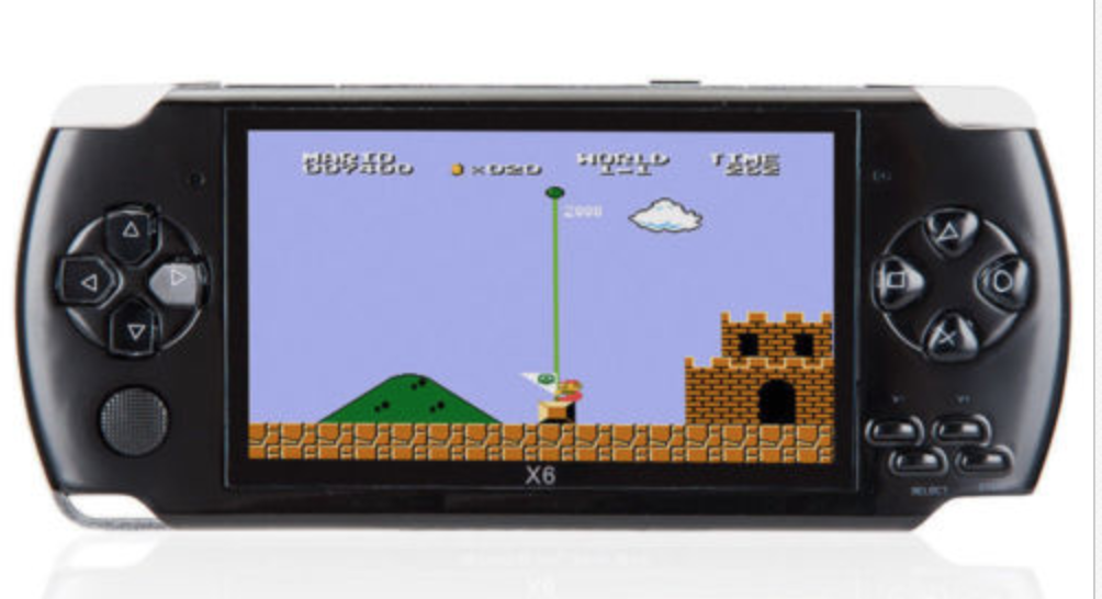 1,000 Classic Games - Handheld Game Console