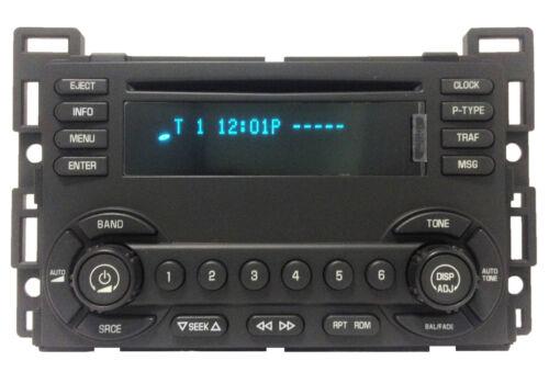Unlocked NEW CHEVY CHEVROLET Radio CD Player Factory OEM Receiver 15255023