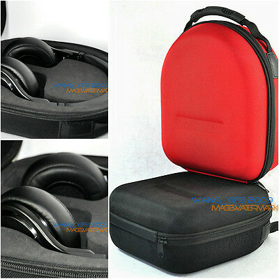 New Hard Case Bag Big Storge Box for Pro / Detox / Mixr / Executive Headpones