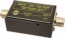 Low Pass TVI Filter CB Ham Radio high quality Zetagi F27 In-Line