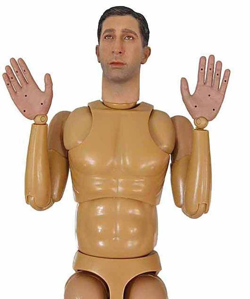 2nd Division MP Bryan - Nude Body - 1 6 Scale - DID Action Figures