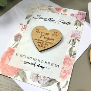 Cards Personalised Wedding Invitations
