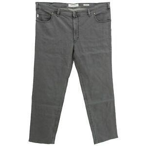 22315-PIONIER-Herren-Jeans-Hose-PETER-Straight-Stretch-dunkelgrau