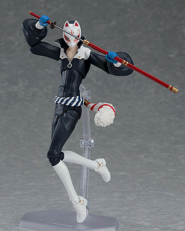 Persona 5 - Fox Figma Action Figure No. 404 (Max Factory)