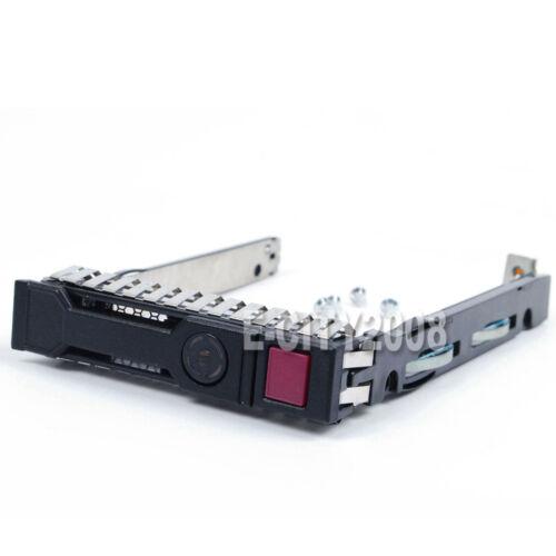 "2.5/"" SATA SAS HDD Hard Drive Tray Caddy For HP ProLiant SL230S Gen8 G8 Hot-Swap"