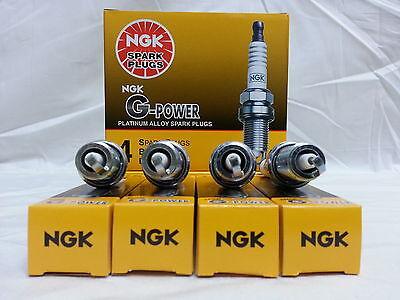 For NGK G-Power Platinum Resistor BKR5EGP Spark Plugs 7090