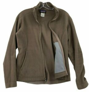 Patagonia-Synchilla-Women-039-s-Fleece-Jacket-XS-Polyester-Full-Zip-Collar-Pockets