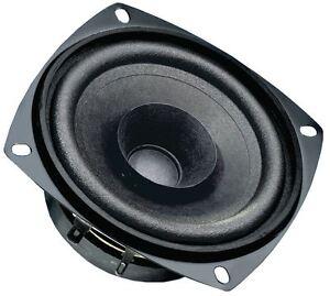 visaton full range speaker 10cm 4 ebay. Black Bedroom Furniture Sets. Home Design Ideas