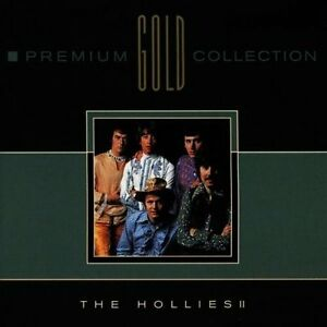 Hollies-Premium-gold-collection-CD