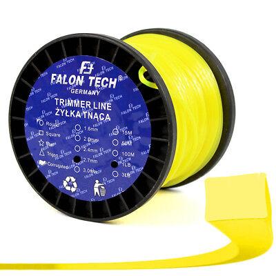 DE Fadenspule schwarz für Timbertech MS52-2TL 52ccm-19 Motorsense Freischneider