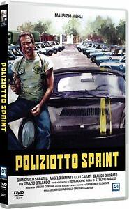 Dvd-Poliziotto-Sprint-1977-Maurizio-Merli-NUOVO
