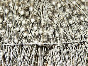 Germanium-diodes-D18-IS307-USSR-Lot-of-10-pcs