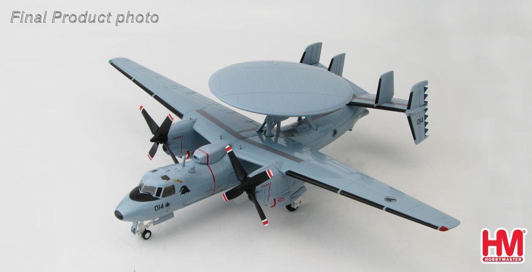 Hobby Master HA4806, Northrop Grumman E-2C Hawkeye, escuadrón 111, RSAF, 1:72