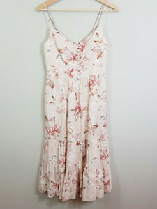 FOREVER-NEW-Womens-Mietta-Tiered-Maxi-Dress-NEW-Size-AU-8-or-US-4