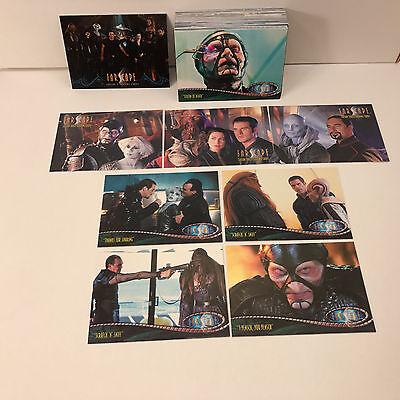 2002 Rittenhouse Farscape Season 3 Promo Card Lot of Nm//Mt P1 10
