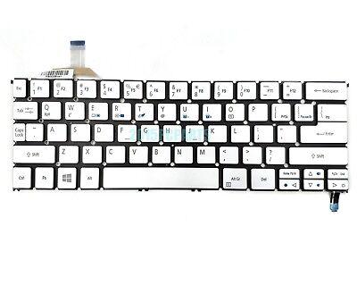 New Acer Ultrabook Aspire S7-391 S7-392 Keyboard US Backlit MP-12C5