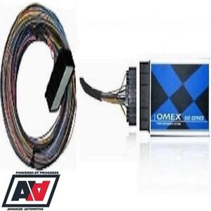 Details about Omex 600 Semi Assembled Wiring Loom And Auxiliary Wiring Pack  For Full Function