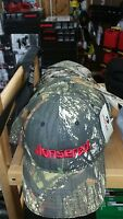 Jonsered Chain Saw Camo Hat / From Dealer