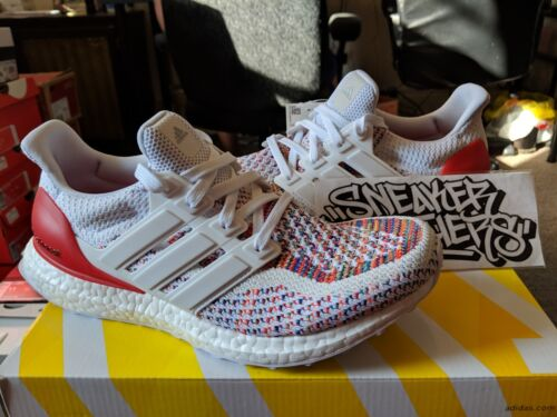 0 M Men's 2 Ultra color Red White Black Multi Bb3911 Boost Running Adidas WEqIBPfE