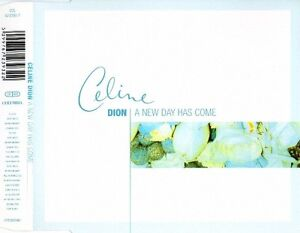 Celine-Dion-Maxi-CD-A-New-Day-Has-Come-Europe-M-M
