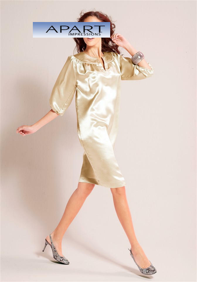 Dress APART, Crepe, Kitt. NEW!!! KP 79,90 SALE%%%