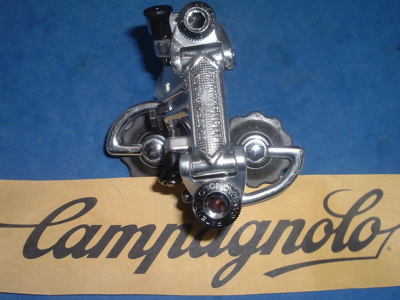 Campagnolo Pat.84 Nuovo Record  A Rear Derailleur Vintage- 5 6 7-Spd-V.Nice