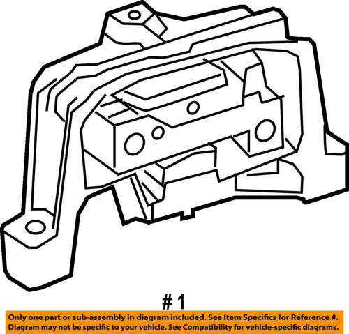 Mercedes MERCEDES-BENZ OEM CLA250-Engine Motor Mount Torque Strut 2462402517