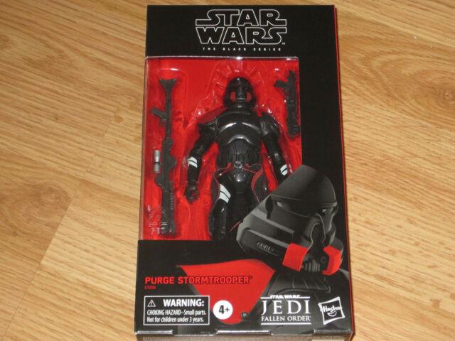 Star Wars Black Series Gamestop Exclusive Jedi Fallen Order Purge Stormtrooper!