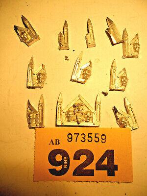 Marchio Di Tendenza Cittadella Arcano Architettura Metallo Mausoleo Bits Impero Mordheim Sigmar Y924-mostra Il Titolo Originale Prezzo Di Strada