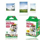 Fujifilm Instax White 30 Film For Fuji Mini 8 Plus 25 7s 70 90 Camera SP-1 US