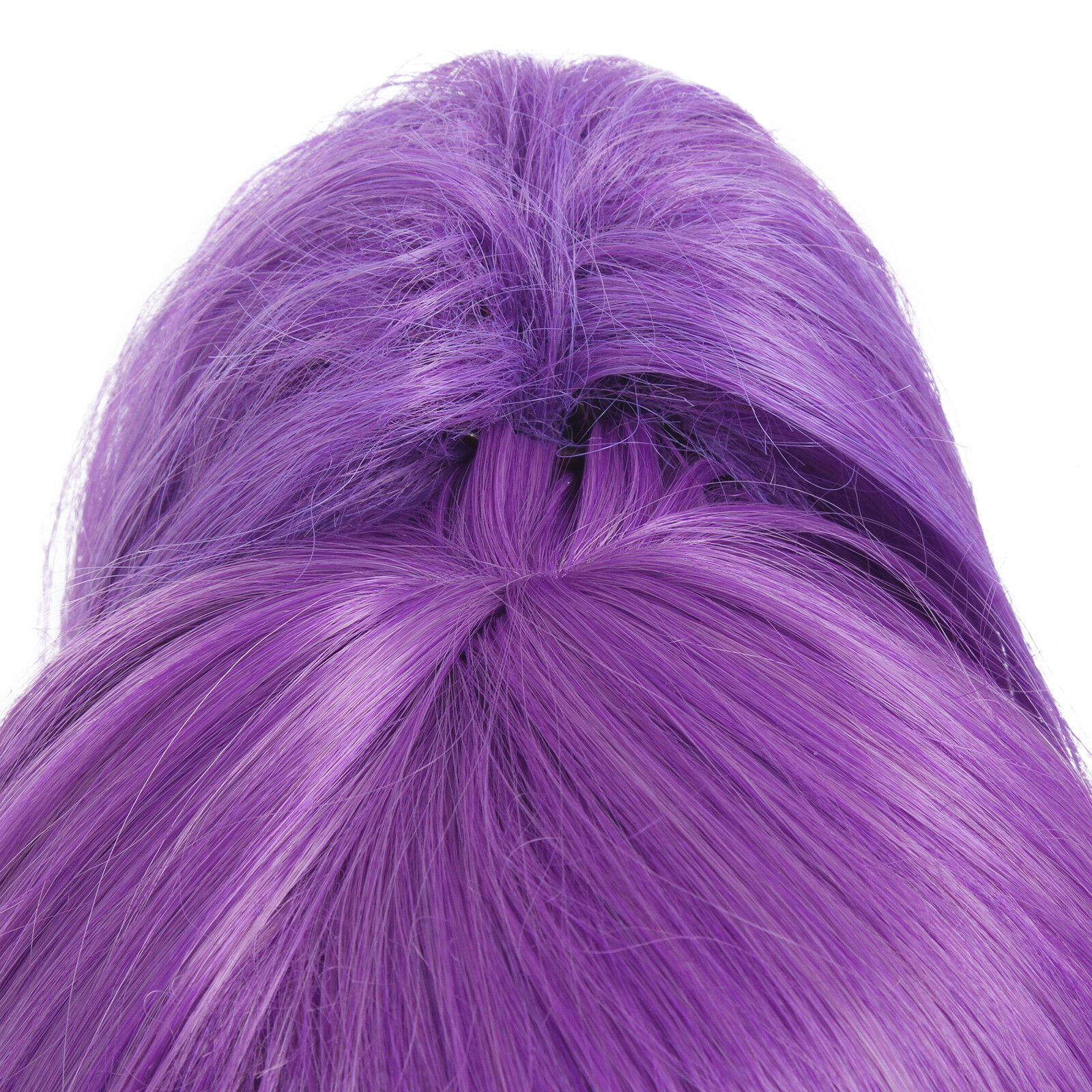League of Legends Star Guardian Janna Purple Magical Girl Ponytail Cosplay Wigs