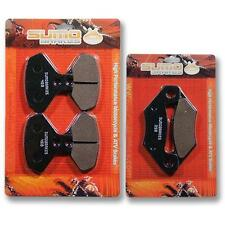 Can Am Front+Rear High Performance Brake Pads DS 450 2x4 EFi Xxc Xxm (2008-2016)