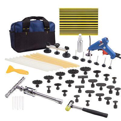 PDR Paintless Gleithammer Dellenlifter Ausbeulwerkzeug Reparatur Reflektor Kit