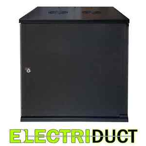 Image Is Loading 12u E Pro Series Wall Mount Cabinet Rack
